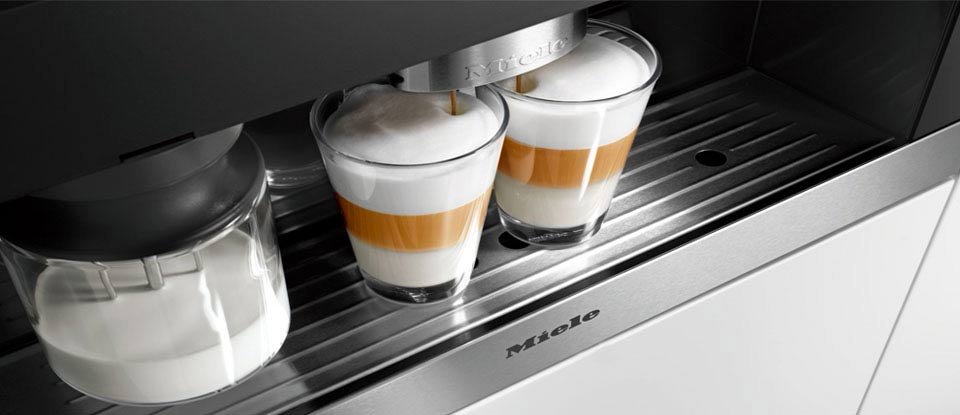 Miele Built In Coffee Machines Quality Kitchen Appliances