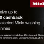 Clean up with this Miele Cashback Offer