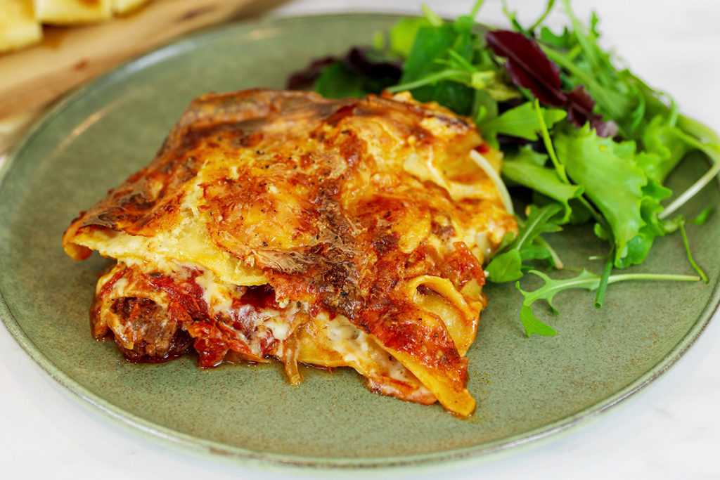 Christmas Leisure Lasagne