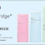 Prosecco and SMEG