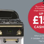 Range Cooker Cashback with Rangemaster