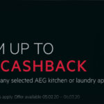 Spring Cashback with AEG