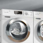 Laundry appliances from Miele.
