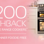Attention foodies!! Get up to £200 cashback on Leisure Range Cookers