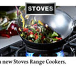 Redeem up to £200 cashback with Stoves Range Cooker Collection