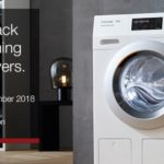 £50 Cashback on selected Miele Washing Machines and Tumble Dryers!