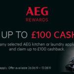 AEG Summer Rewards