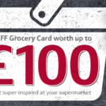Groceries! Get up to £100 of free groceries with Neff