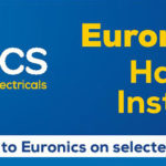 Installations are half price with selected Neff appliances and Euronics