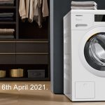 Up to £75 Cashback on selected Miele Laundry