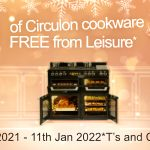 Cook up a storm with Leisure Ranges