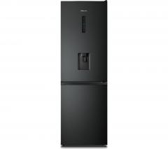 Hisense HSTNFFF186WBS Tall frost free fridge freezer with drinks dispenser