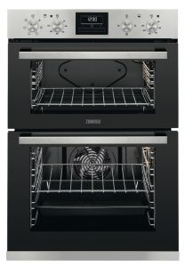 Zanussi ZOD35660XK Built-in double oven