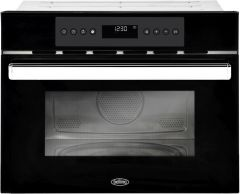 Belling 444410516 BI45COMW Blk Built-in combination microwave oven