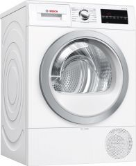 Bosch WTR88T81GB 8kg heat pump tumble dryer