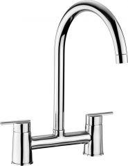 Rangemaster TBL2CM/ Modern Swan Bridge mixer tap