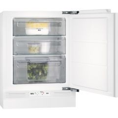 AEG ABE682F1NF Built-under freezer