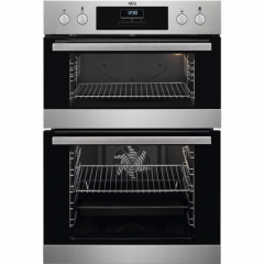 AEG DCB331010M Built in double oven