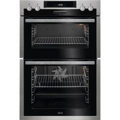 AEG DCS431110M Built in double oven
