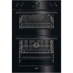 AEG DEE431010B Built in double oven
