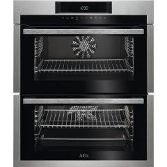 AEG DUE731110M Built under double oven