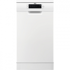 AEG FFB62407ZW 45cm slimline dishwasher