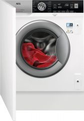 AEG L8FC8432BI Integrated 8kg washing machine
