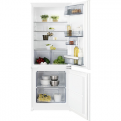 AEG SCB614F1LS Integrated fridge freezer