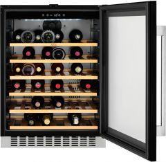 AEG SWE66001DG Built under wine cooler