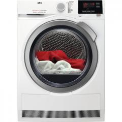 AEG T7DBG842R 8kg heat pump tumble dryer