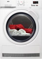 AEG T7DBK841N 8kg heat pump dryer