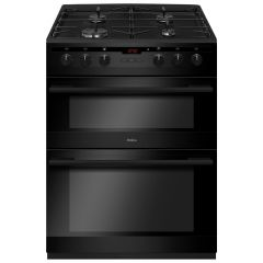 Amica AFG6450BL 60cm double oven gas cooker