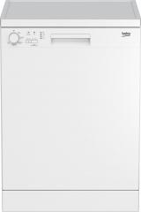 Beko DFN05320W Fullsize Dishwasher