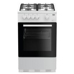 Beko ESG50W 50cm Single Cavity Cooker