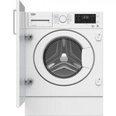 Beko WDIK752121F 7kg integrated washer dryer