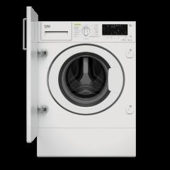 Beko WDIK752421F 7kg integrated washer dryer