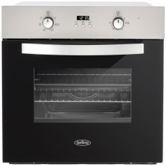 Belling 444410814 BI602F Sta Built-in single oven