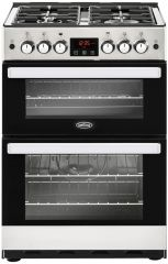 Belling 444410825 COOKCENTRE60G SS 60cm gas cooker