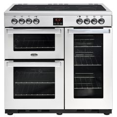 Belling COOKCENTRE90E PROF Sta 90cm electric range cooker