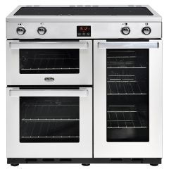 Belling COOKCENTRE90Ei PROF Sta 90cm induction range cooker