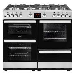 Belling COOKCENTRE100G Sta 100cm gas range cooker