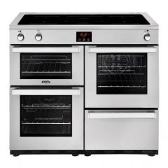 Belling COOKCENTRE100Ei PROF Sta 100cm induction range cooker