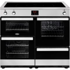 Belling COOKCENTRE100Ei Sta 100cm induction range cooker