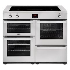 Belling COOKCENTRE110Ei PROF Sta 110cm induction range cooker