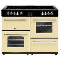 Belling FARMHOUSE100E Crm 100cm electric range cooker