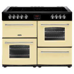 Belling FARMHOUSE110E Crm 110cm electric range cooker