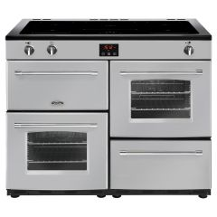 Belling FARMHOUSE110Ei Sil 110cm electric range cooker