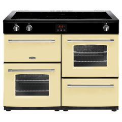 Belling FARMHOUSE110Ei Crm 110cm electric range cooker