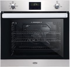 Belling BI602FP Sta 60cm built in single oven