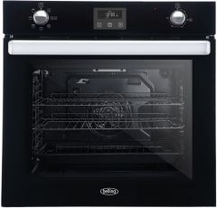 Belling BI602FPCT Blk Multifunction single oven